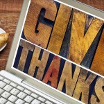 The Writer's Life: 7 Unusual Things I'm Grateful For