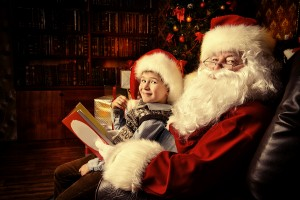 Three Lessons for Copywriters from Santa