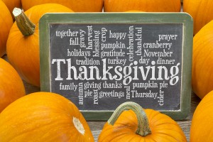 Reality Blog: This Thanksgiving Make Your B2B Clients Wait