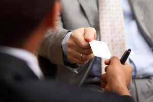 Managing Business Cards in the 21st Century