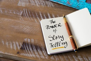 How to Tell Powerful Stories in Content Marketing