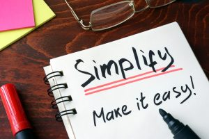Simplify Your Marketing for Better Results