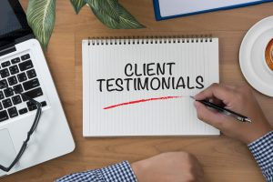 How to Get the Most Important Client Testimonial