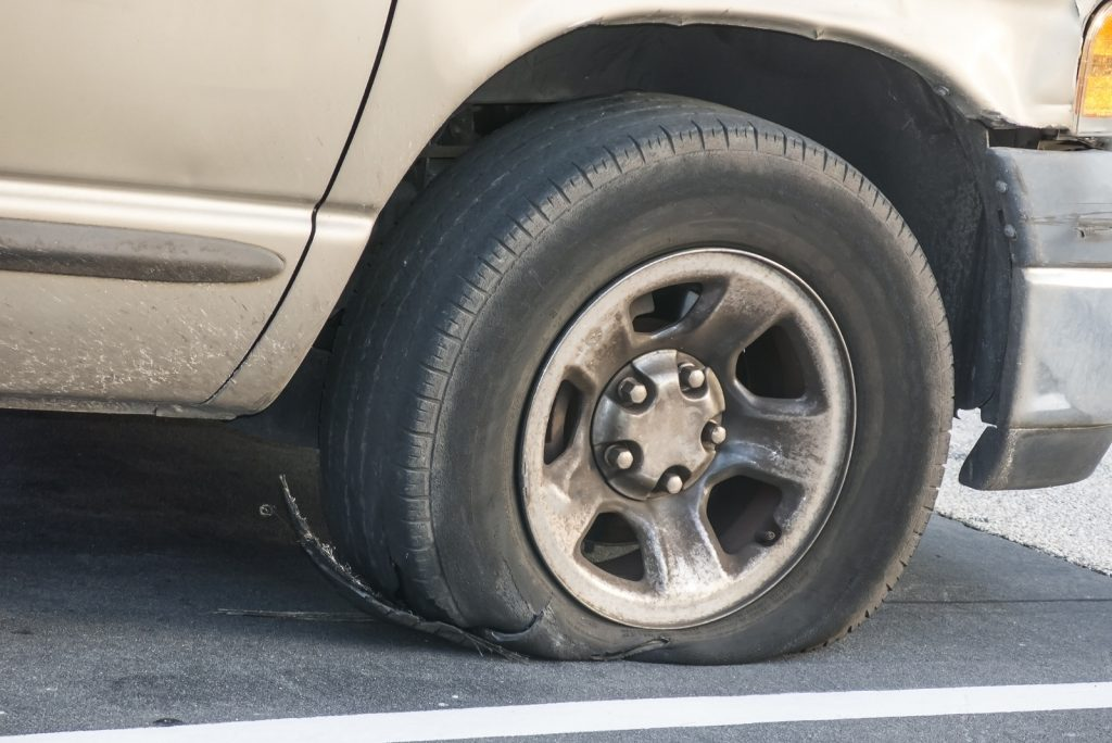 What a Flat Tire Taught Me About Building a Copywriting Business