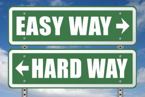 Reality Blog: How to Flip the Easy Switch in Your Copywriting Business