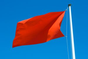 Reality Blog: Red Flag or Well-Calculated Risk?