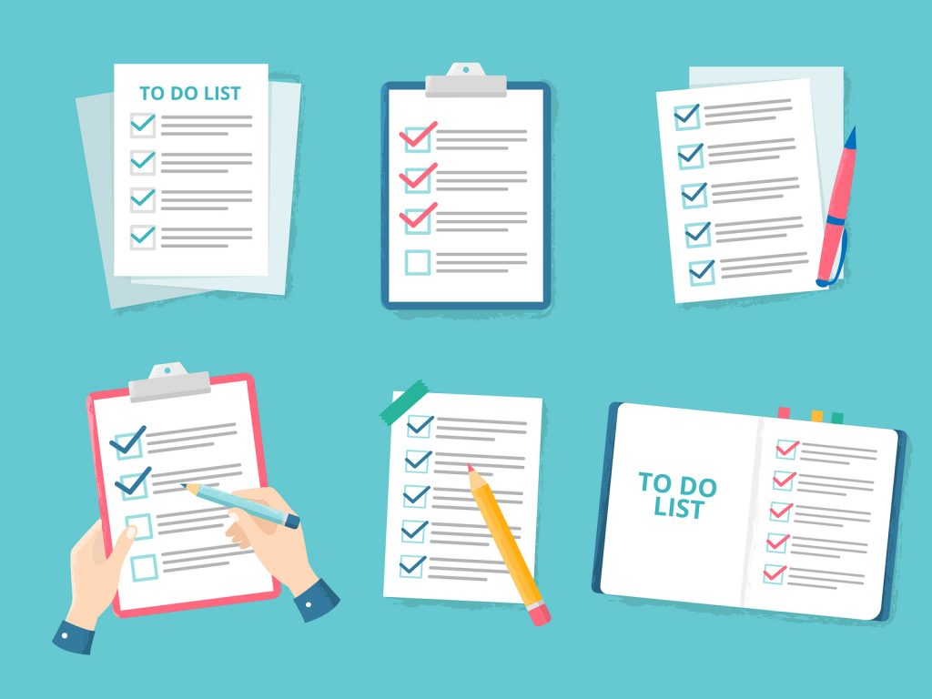 get stubborn items off your to do list