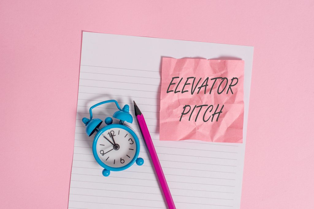 5 Tips to have your elevator pitch stand out